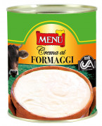 Crema ai formaggi (Crème aux fromages)