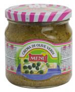 Crema di olive verdi (Crème d'olives vertes)