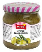 Crema di olive verdi (Crema de aceitunas verdes)