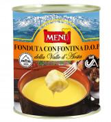 Fonduta con Fontina D.O.P. della Valle d'Aosta - Fondue with Fontina PDO from Valle d'Aosta