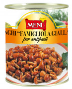Famigliola gialla per antipasti - Yellow Family mushrooms for appetisers