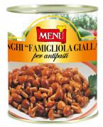 Famigliola gialla per antipasti (Pholiotes changeantes pour hors-d'œuvre)