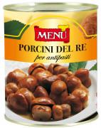 Porcini del re per antipasti (Königliche Steinpilze für Vorspeisen)
