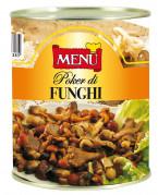 Poker di funghi - Four mushroom mix