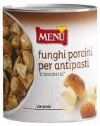 """Funghi Porcini """"Boschetto"""" per antipasti (Steinpilze für Vorspeisen)"""
