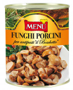 "Funghi Porcini ""Boschetto"" per antipasti - ""Boschetto"" Porcini Mushrooms for appetisers"