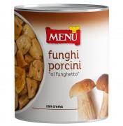 """Funghi Porcini """"al Funghetto"""" - """"al Funghetto"""" Porcini Mushrooms"""