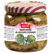 Spaccatelli di carciofo trifolati - Artichoke quarters in oil with garlic and parsley