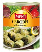 Carciofi alla romana – Roman-style artichokes