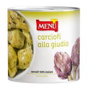 Carciofi alla Giudia - Whole Artichokes with Stems
