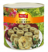 Boccioli di carciofo (Corazones de alcachofa)