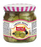 Carciofi mignon - Artichokes Mignon