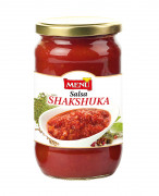 Salsa Shakshuka (Sauce Shakshuka)