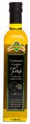 Condimento al profumo di tartufo in olio extravergine d'oliva (Condiment parfumé à la truffe dans de l'huile d'olive extra vierge)