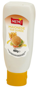 Maionese Dorée Top down - Doreé Top Down Mayonnaise Top-down squeeze bottle 460 g nt. wt.