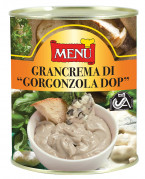 Grancrema di Gorgonzola D.O.P. - Grancrema cheese sauce with Gorgonzola PDO