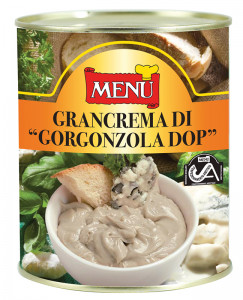 Grancrema di Gorgonzola D.O.P. - Grancrema cheese spread with Gorgonzola PDO Tin 820 g nt. wt.