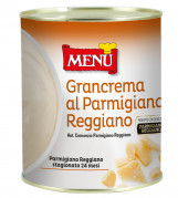 Grancrema al Parmigiano Reggiano D.O.P. (Grancrema mit Parmesan g.U.)