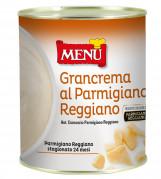 Grancrema al Parmigiano Reggiano D.O.P. - Grancrema cheese sauce with Parmigiano Reggiano PDO