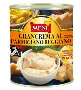 Grancrema al Parmigiano Reggiano D.O.P. - Grancrema cheese spread with Parmigiano Reggiano PDO