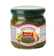 Pesto di Senape - Mustard seeds & leafs pesto