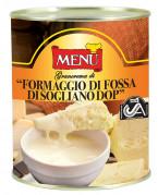 Grancrema di Formaggio di Fossa di Sogliano D.O.P. - Grancrema cheese sauce with Fossa di Sogliano PDO