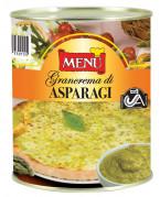 Grancrema di asparagi - Grancrema spread with asparagus