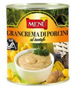 Grancrema di Porcini con tartufo - Grancrema spread with Porcini Grancrema and truffle