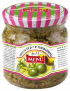 Trito Olive e Rosmarino (Gehackte Oliven und Rosmarin)