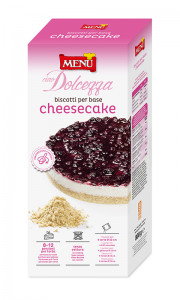 Base biscotto per cheesecake – Biscuit crumb cheesecake base Bag 800 g nt. wt.