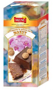 Bonet - Bonet Pudding Polylaminate film packet 1050 g nt. wt.