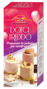 Dolce freddo - Cold Dessert Polylaminate film packet 1000 g nt. wt.