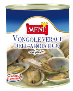 Vongole veraci dell'Adriatico con guscio - Unshelled Adriatic carpet shell clams