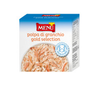 Polpa di granchio - Crab meat Gold Selection