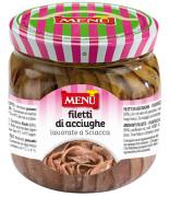 Filetti di Acciughe - Anchovy Fillets