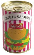 Paté di salmone (Pâté de saumon)