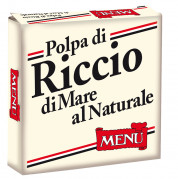 Polpa di riccio al naturale - Sea Urchin naturally preserved