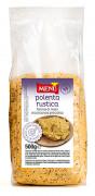 Rustic polenta