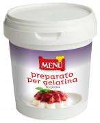 Preparato per gelatina rapida