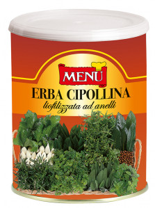 Erba cipollina liofilizzata - Freeze-dried Chives Tin 28 g nt. wt.