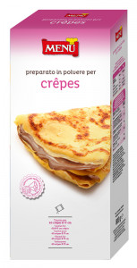 Preparato in polvere per Crêpes - Crepe Powder Mix Bag 800 g nt. wt.