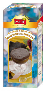 Crema fredda al cioccolato - Cold Chocolate Cream Polylaminate film packet 1000 g nt. wt.