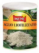 Aglio liofilizzato - Freeze-dried Garlic