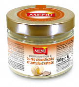 Préparation à base de beurre clarifié et truffe d'été