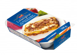 Lasagne al ragù di carne con Pomodorina -Lasagne with meat ragout and Pomodorina sauce