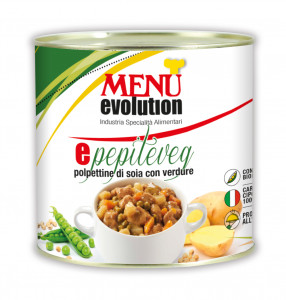 Èpepiteveg Latta in banda stagnata con apertura easy open 550 gr