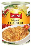 Ragù di Coniglio (Boloñesa de conejo)