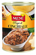 Ragù di Cinghiale (Boloñesa de jabalí)