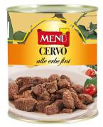 Cervo alle Erbe Fini (Ciervo a las finas hierbas)