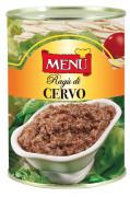 Ragù di Cervo (Sauce ragù de cerf)